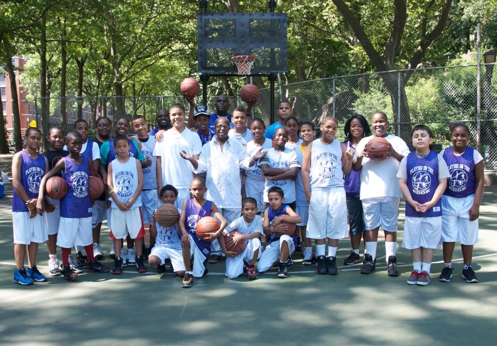 Ready for The 2013 -2014 Basketball & Mentoring Season (2/2)
