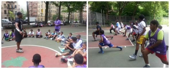 Summer Basketball Camp 2013