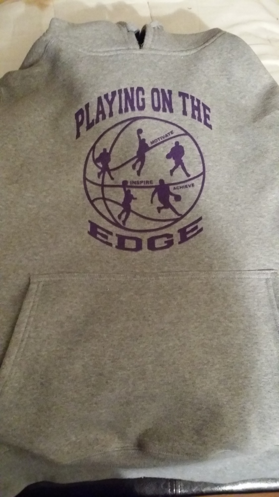 Playing On The Edge  Basketball Team Gear (1/6)