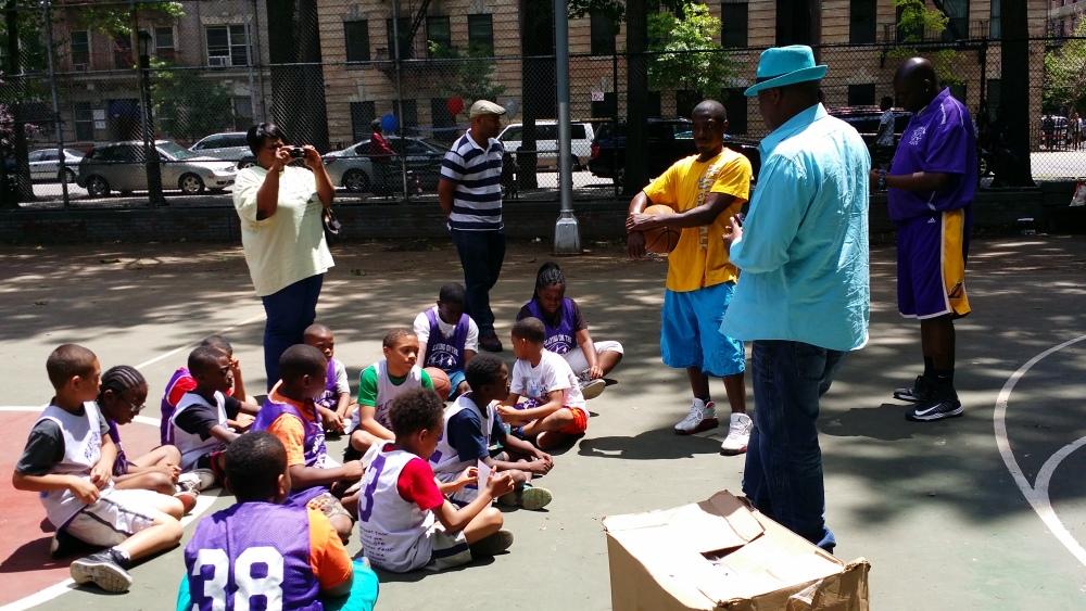 Summer Basketball Camp - 2014 (2/4)