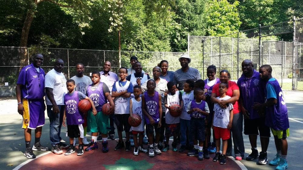 Summer Basketball Camp - 2014 (4/4)