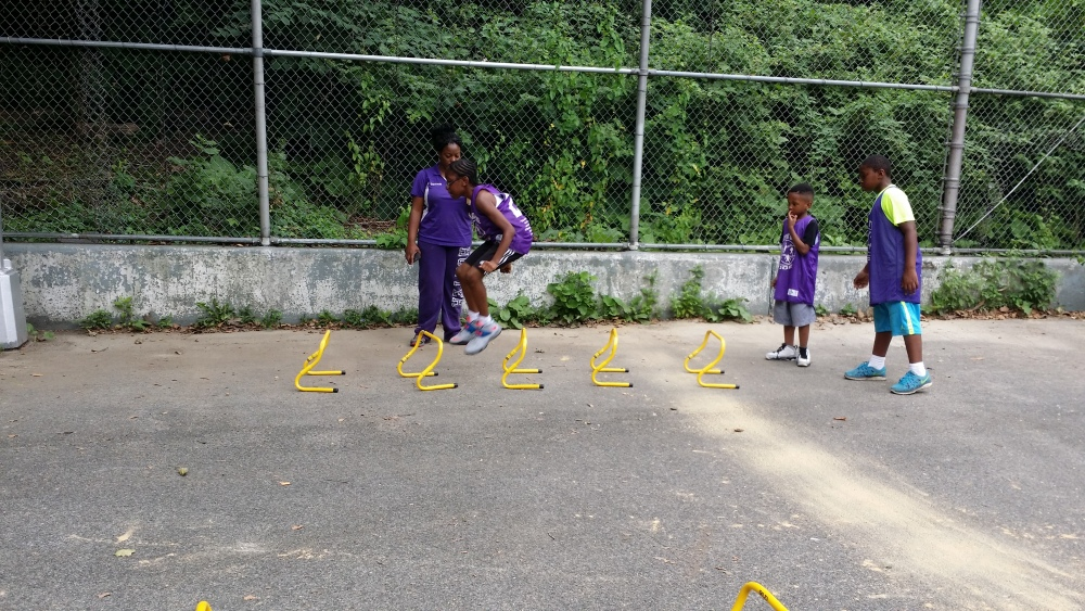 2014 Skills and Drills Fall/Winter Basketball Camp (2/3)