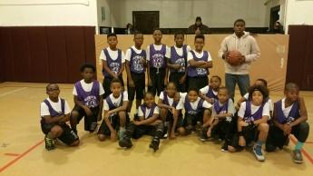 2014 -2015 basketball team
