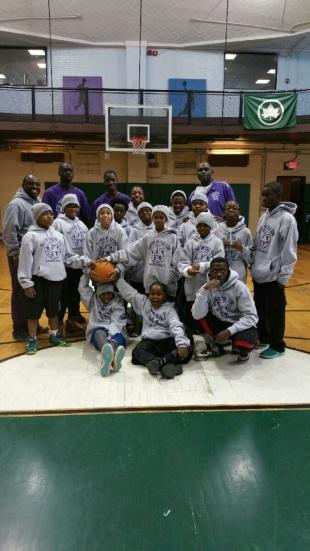 2014 -2015 basketball season